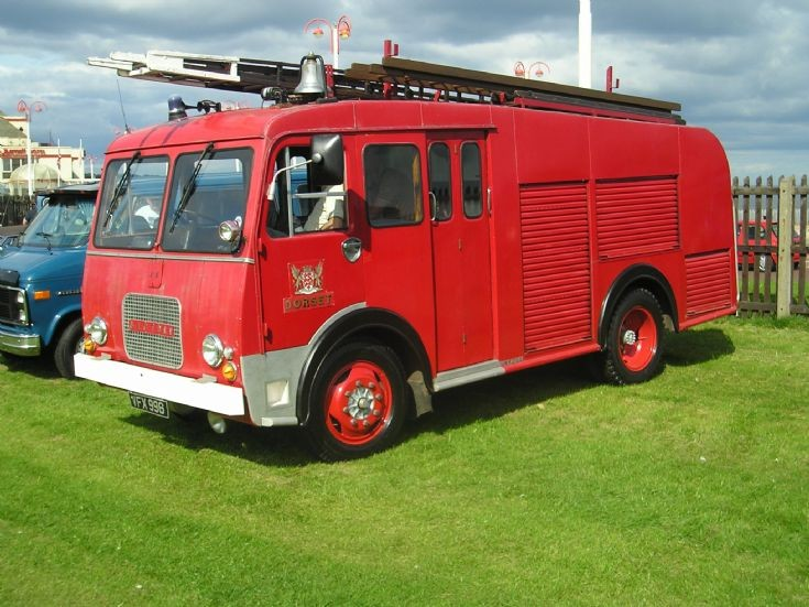 Dorset Bedford North East Bus Museum's event