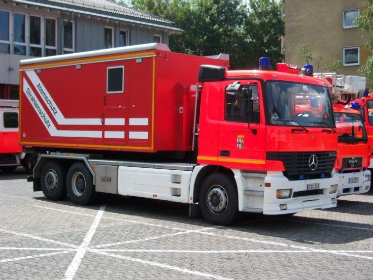 Germany - Fulda; Hessen Mercedes WLF-2