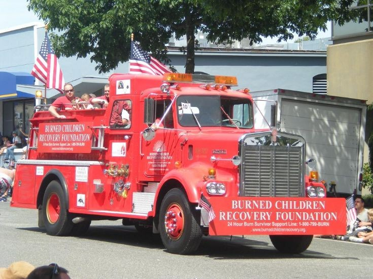 Everett, Washington State,USA July 4, 2009