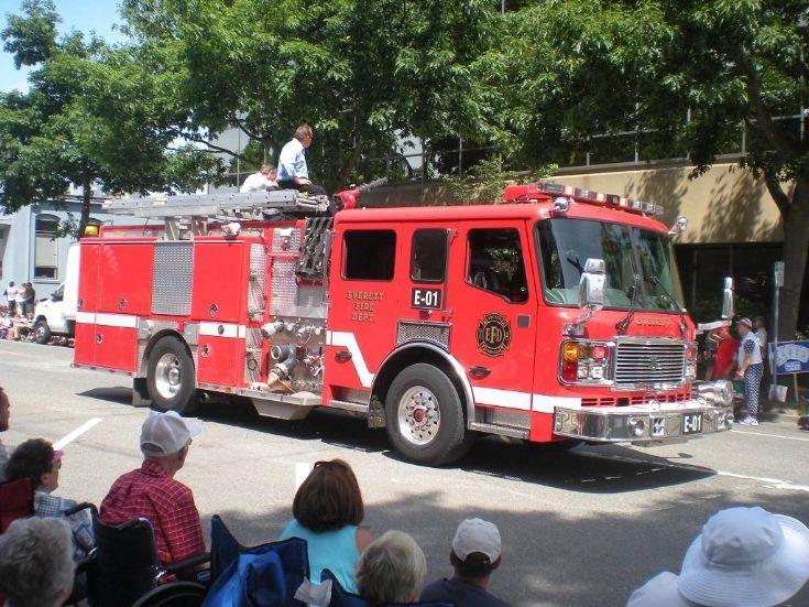 Everett, Washington Engine 01