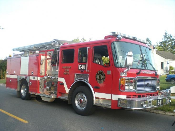 Everett, Washington State Engine 01 ALF