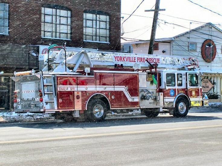 Yorkville Ny Aerial 125