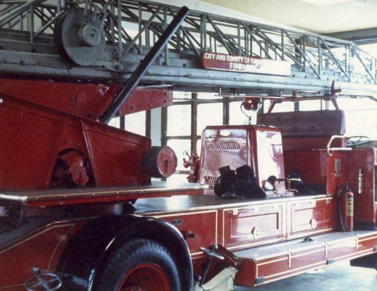 Leyland TD7 GLW427 ex Hull FB