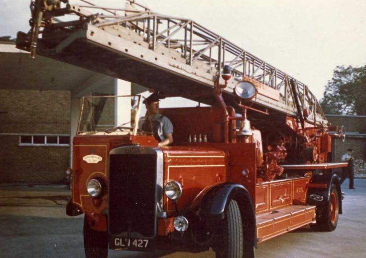 Leyland TD7 TLP GLW427 Hull F.B.