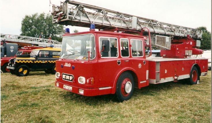 Hampshire Fire Brigade ERF TTL