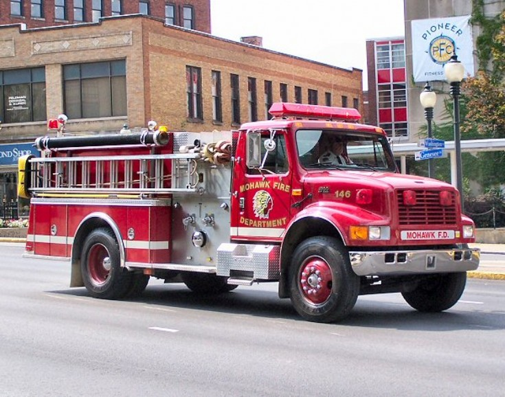 Mohawk Fire department NY USA Engine 146