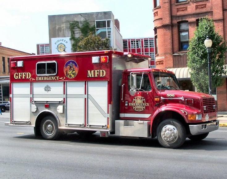 Mohawk NY FD  USA Rescue 509