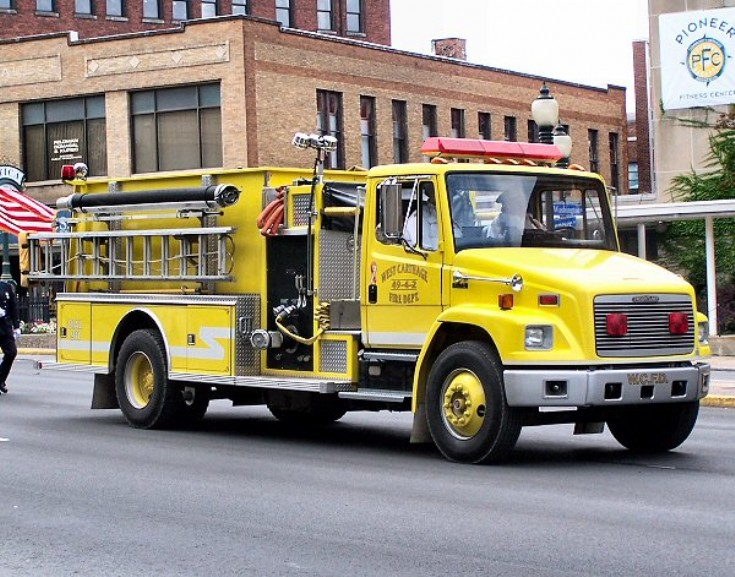 West Carthage Fire department NY