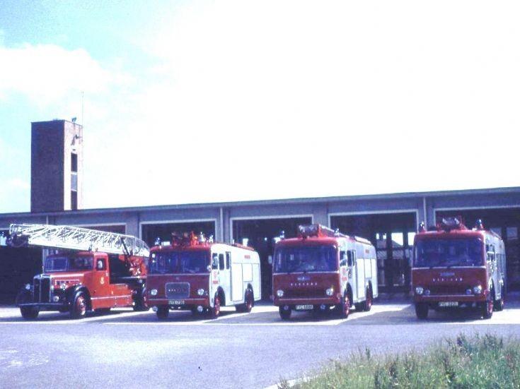 Weston Super Mare,Somerset,1973