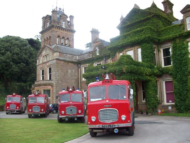 Somerset Dennis Gathering July 2009