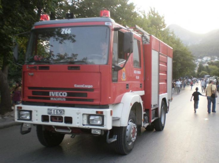 IVECO 135E23 Fire Engine in Xanthi