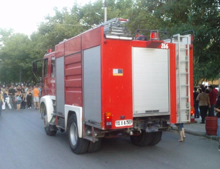 IVECO  Fire Engine another  responding