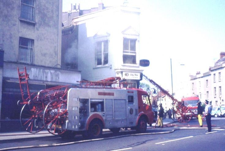 fire engines  fire engines  action bristol