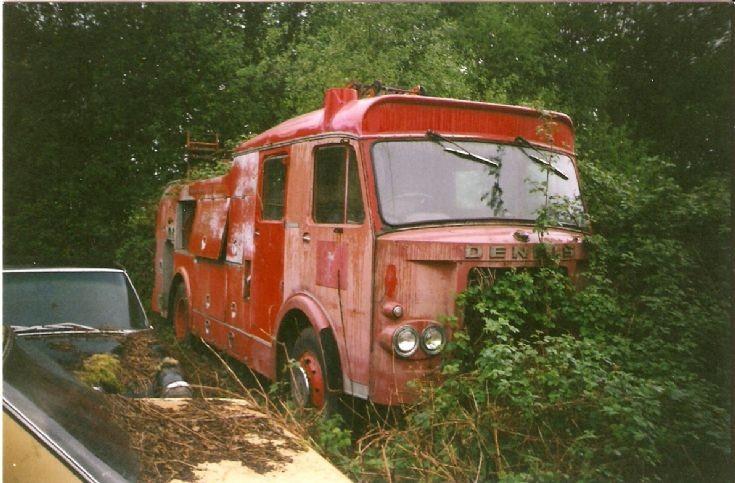 Former Southampton Dennis Pump Escape