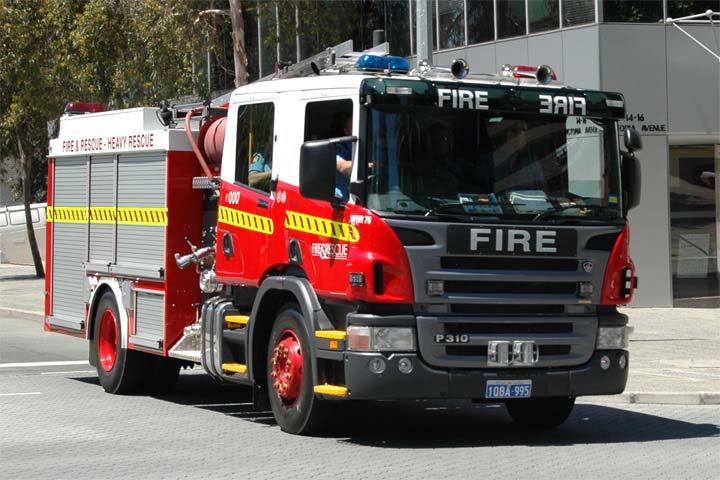 Picture of Perth Medium pump/Heavy rescue
