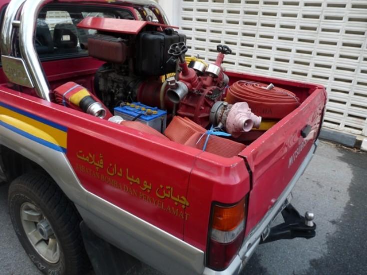 MPV2 heavy duty portable pump