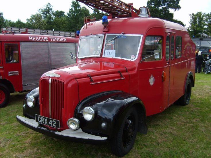Ascot Berks & Reading Morris Commercial GRX42