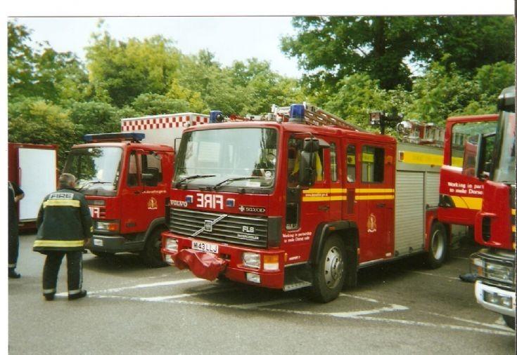 Volvo / Saxon Dorset Fire And Rescue Service 2007