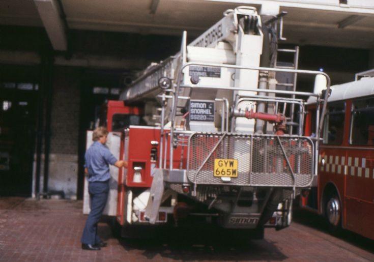 LFB Lambeth 1983