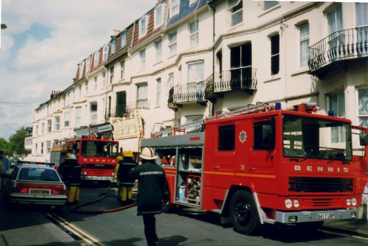 Fire worthing 1992