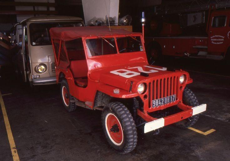 fire engines photos sapeur pompiers la rochelle 17 jeep. Black Bedroom Furniture Sets. Home Design Ideas