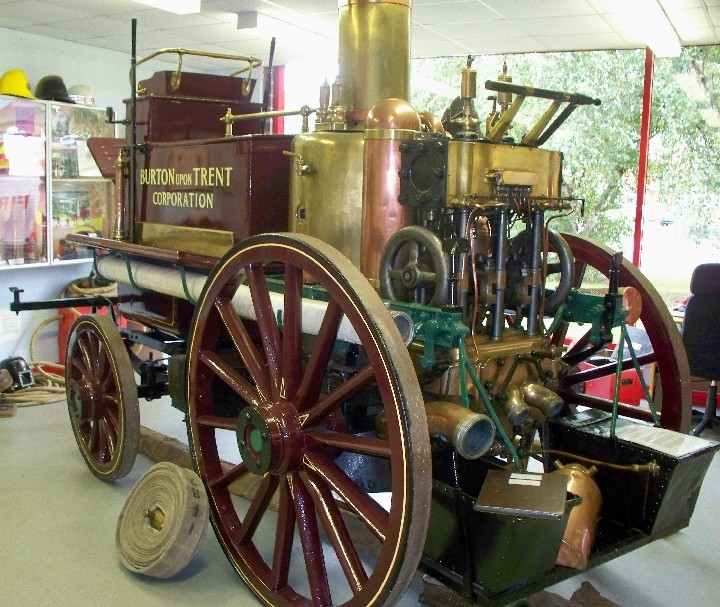 Fire Engines Photos Shand Mason Amp Co Steam Pumper