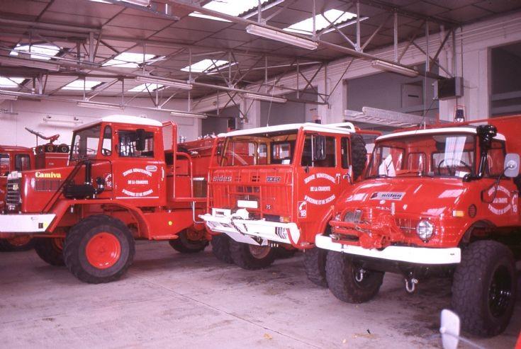 Sapeurs Pompiers Angouleme 16 - France