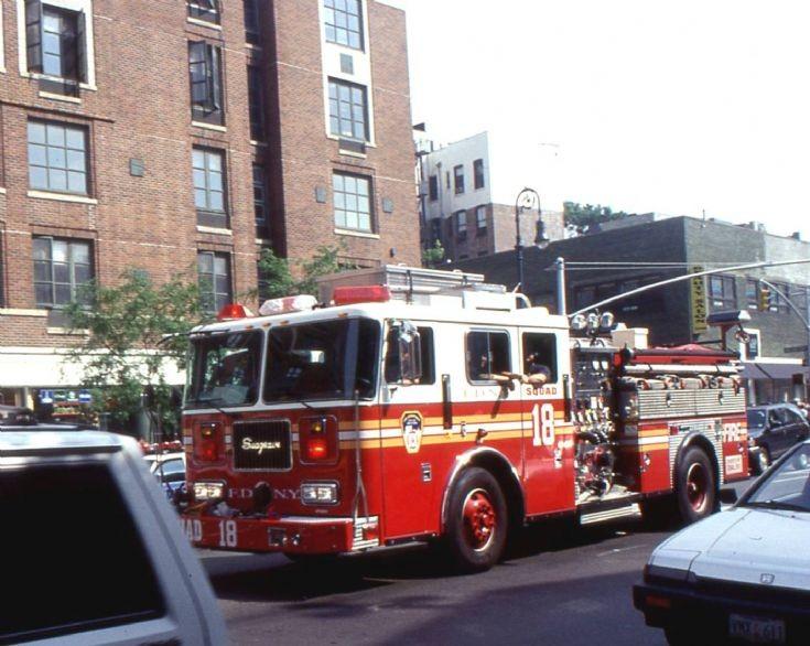 NYFD - 1999 pumper squad 21