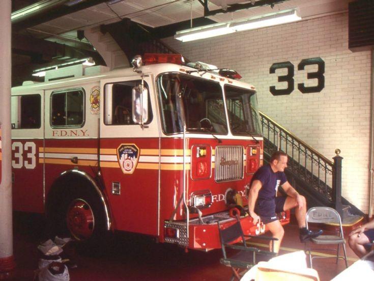 NYFD - 1999 Engine 33