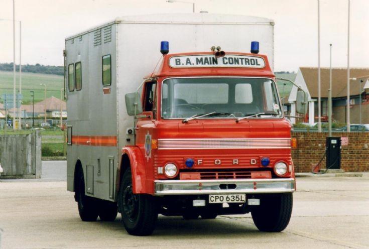 Ford BACV at Shoreham