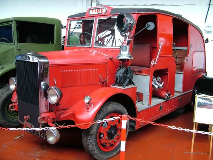 Fire Engines Photos Leyland Appliance Baj 242 31 08 09