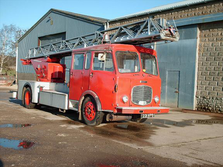 Former Guildford Dennis F27