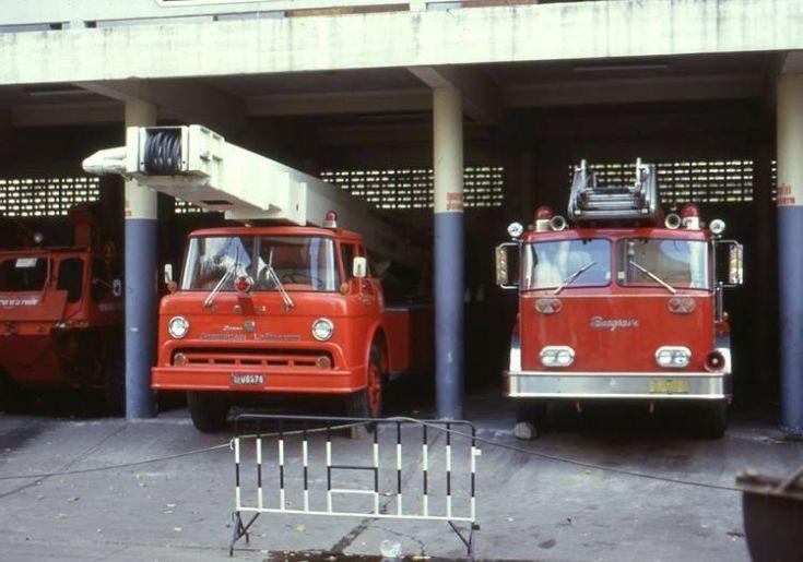 Bangkok fire & rescue department - Various