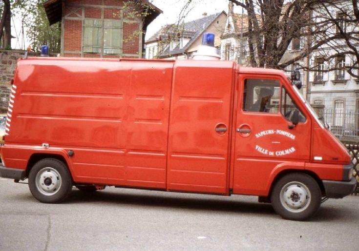 Sapeur Pompiers Colmar 68 - Renault Rescue