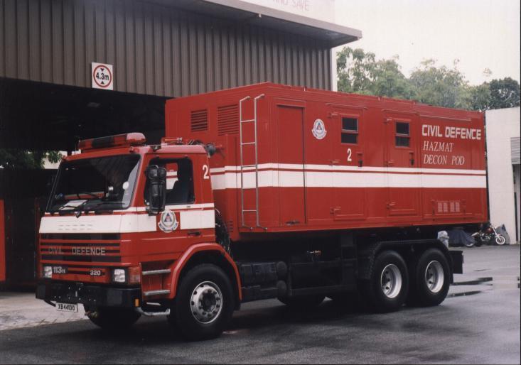 Singapore Scania PM