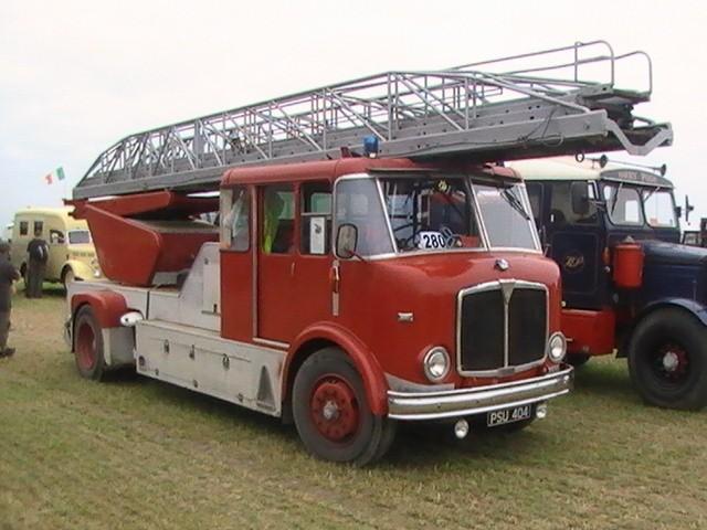 Great Dorset  Steam Fair 2008 AEC TTL