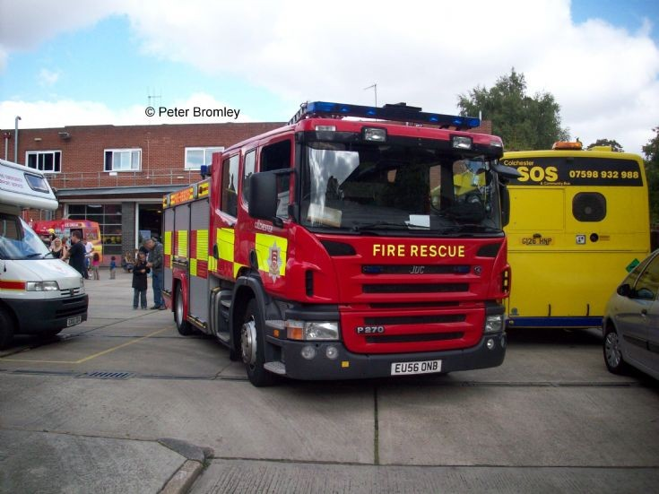 Essex County Fire and Rescue Service - Pump