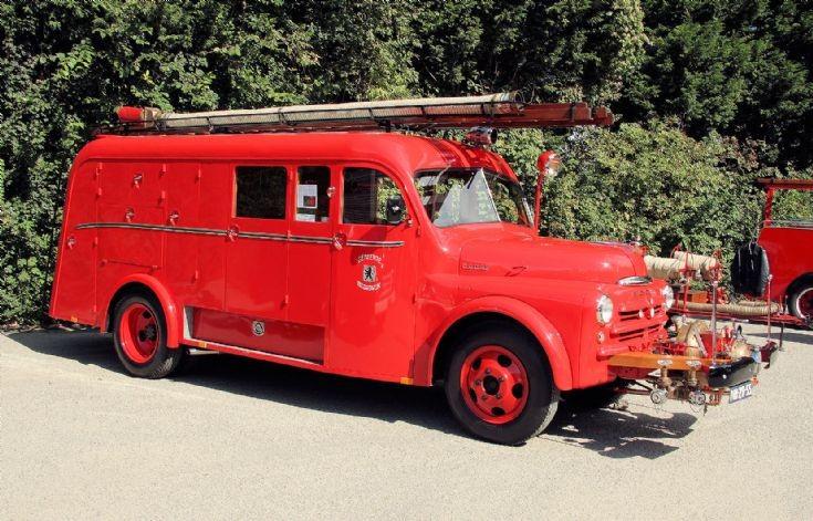 Brandweer Noordwijk Ford van Bergen