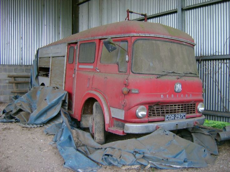 1967 Bedford Fire Engine