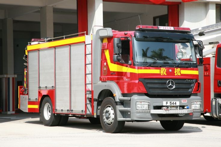 New MB Rescue tender