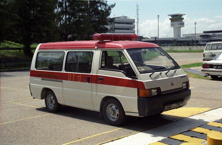 Brunei Mitsubishi
