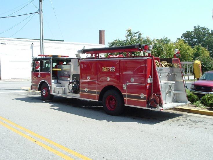 Barrow County Fire & Emergency Services - Pumper