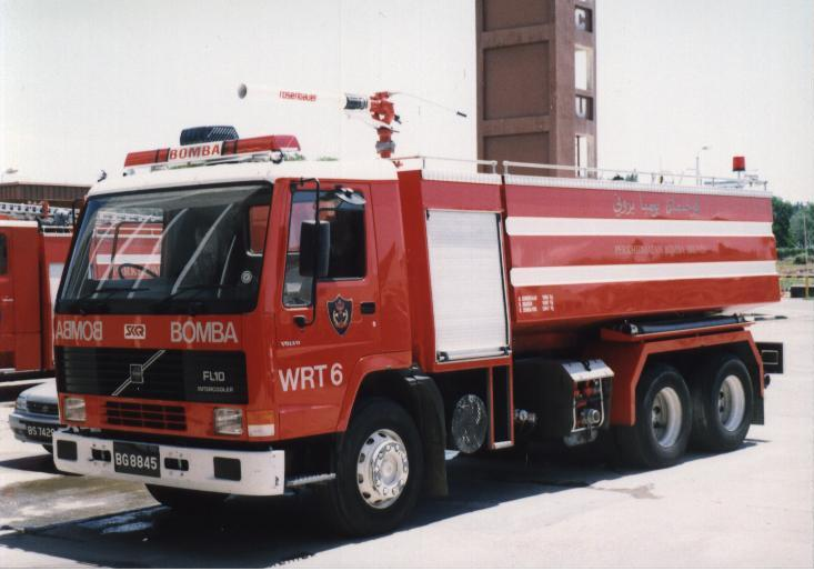 Brunei Water tanker