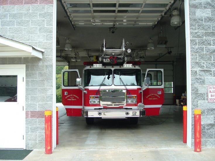 Douglas County Fire Department (Georgia) Quint