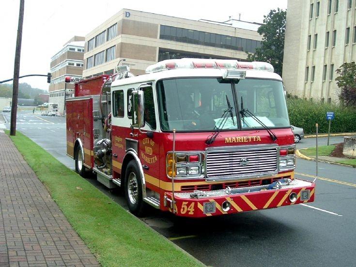 Marietta Fire Department - Engine 54