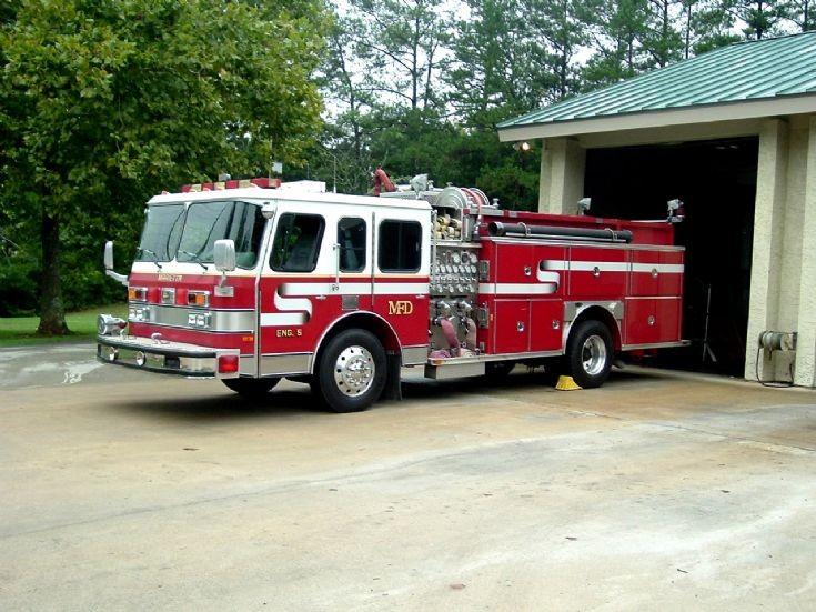 Marietta Fire Department (Georgia) training