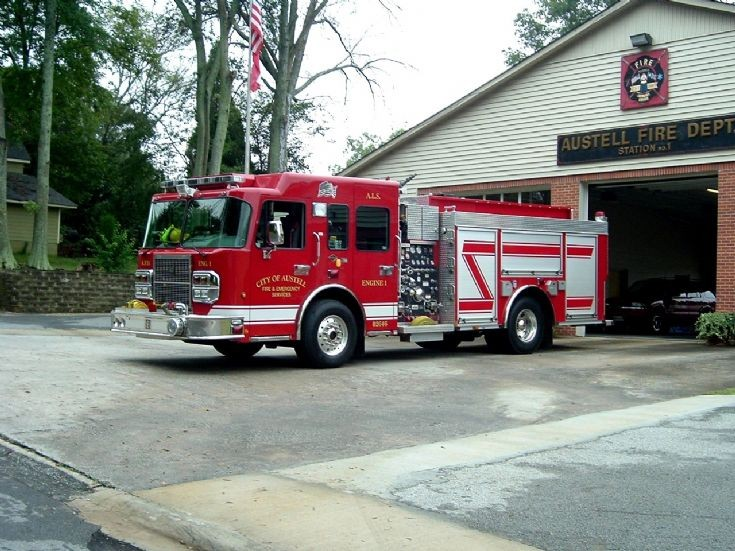 Austell Fire Department (Georgia) Cobb County Area