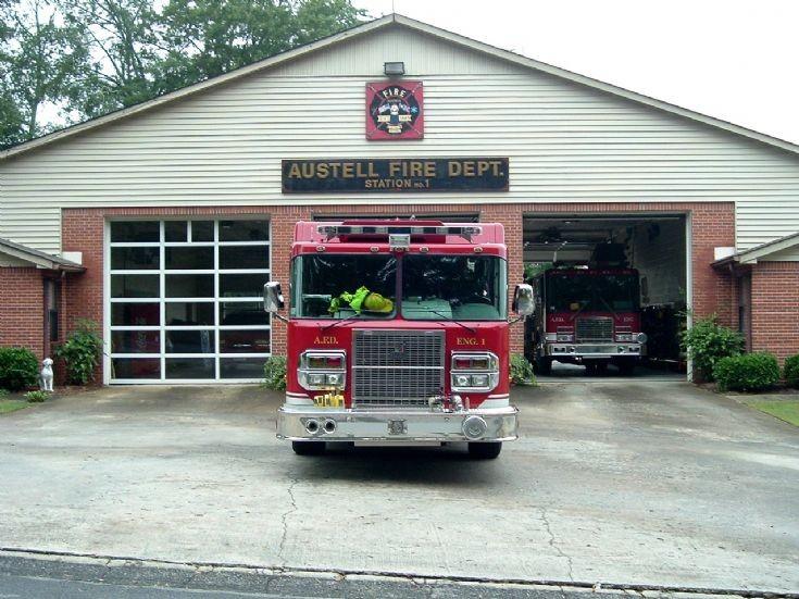 Austell Fire Department (Georgia) - Smeal