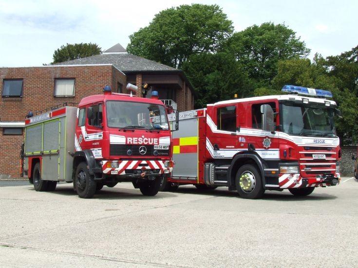 West Sussex Fire Rescue Service HrTs