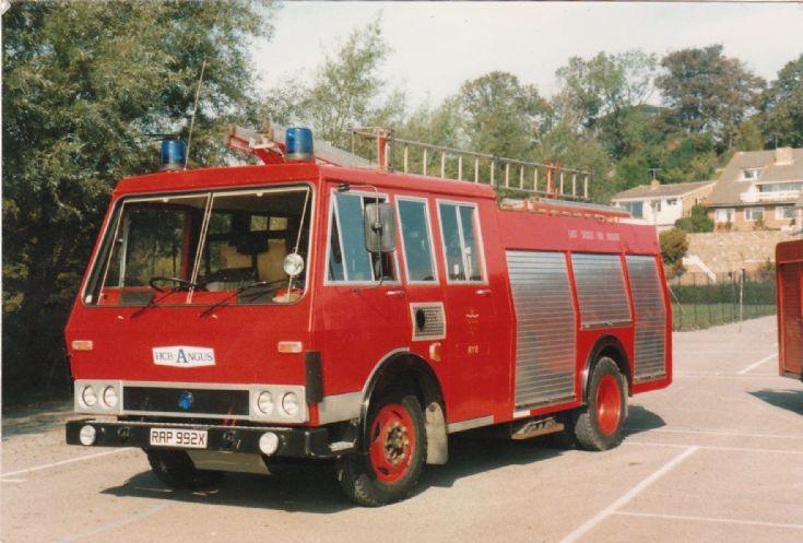 Bedford HCB Angus CSV at Rye.